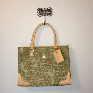 Diane Von Furstenberg Travel/Laptop Bag